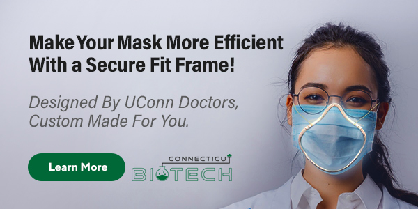 Buy Your Secure Fit Mask Frame Today!