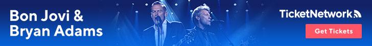 Bon Jovi & Bryan Adams Tickets