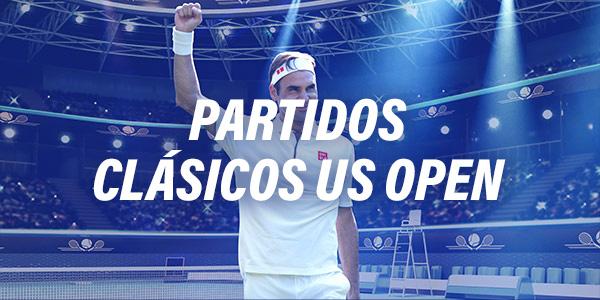 partidos clasicos us open
